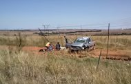 R50 Delmas Road crash leaves one critical