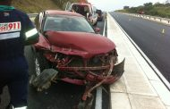 KZN Boboyi road crash leaves man injured