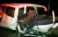 Multiple injuries in taxi collision