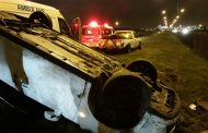 10 People injured in six collisions overnight in Western Cape