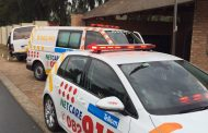 Randburg crash into wall leaves one dead and two injured