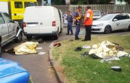 2 Killed, 14 injured in multiple car pile up Durban