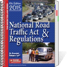 A few road safety publications to consider