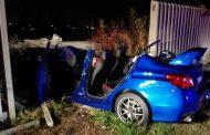 Driver killed in road crash after suffering medical episode