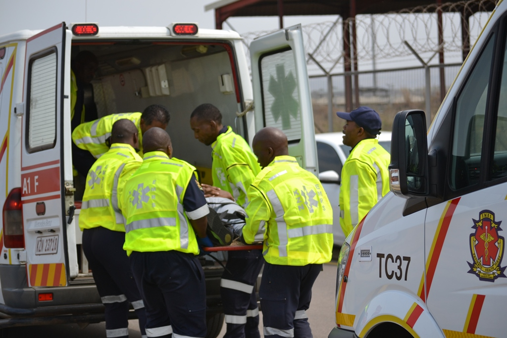 One killed and 9 injured in collision in the Zululand district in KZN