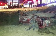 Pretoria Equestria road crash leaves one injured