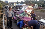 N3 Pinetown crash leaves one dead - 7 injured