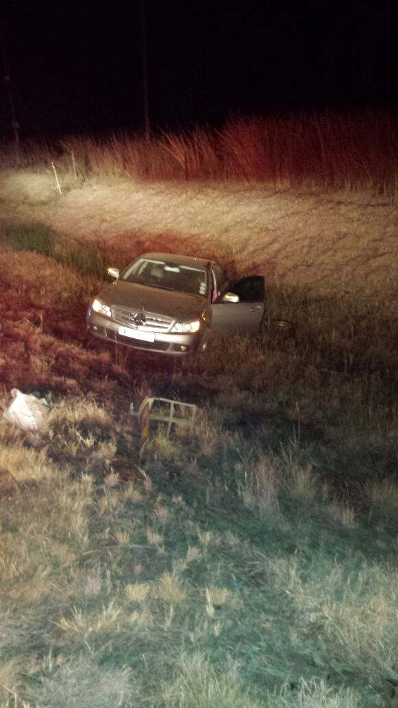 Crash victim airlifted from the R24 about 3km outside Magaliesburg