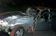 KZN Uvongo rollover crash leaves two people injured