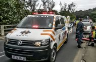 Female seriously injured in R102 Umtentweni hit and run