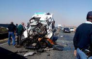 Six injured in multi vehicle collision in Meyerton