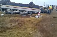N12 Ventersdorp accident leaves two dead