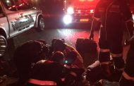 Man critical after being struck by light motor vehicle in Newlands East