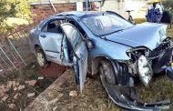 Pretoria accident leave mom injured