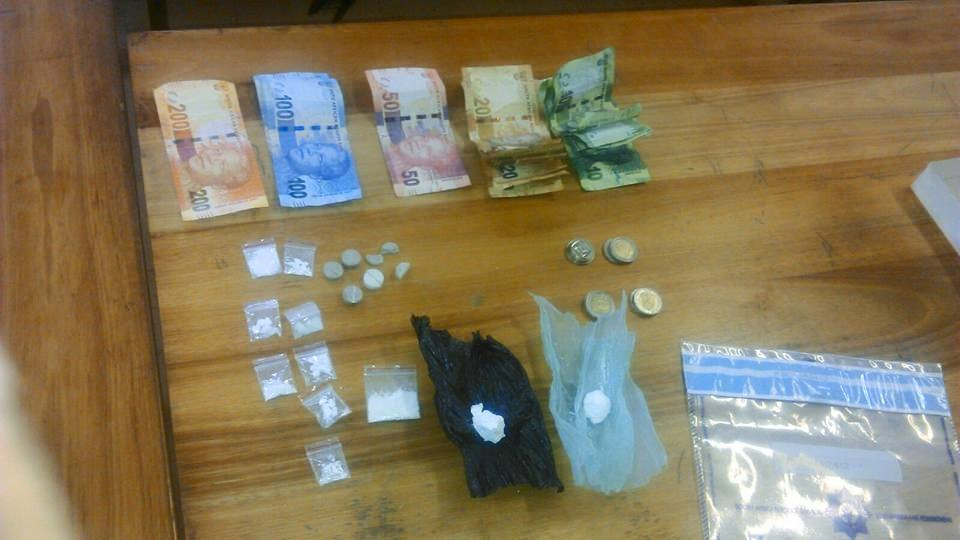 Two arrested in Bloemfontein in possession of Mandrax and Cat