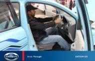 Datsun GO SIM driving simulator creates better, safer drivers