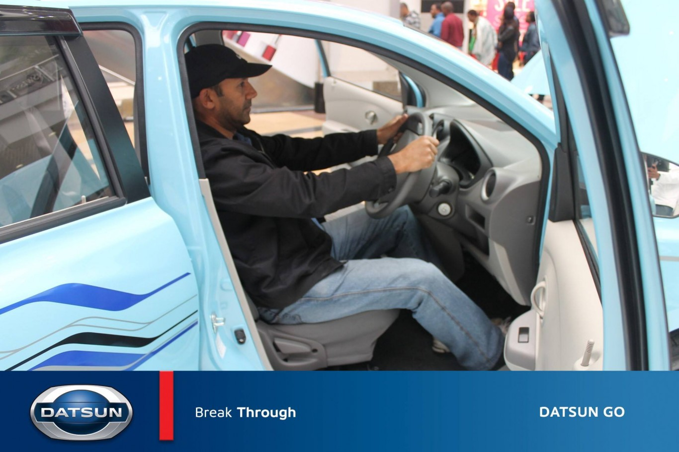 Datsun GO SIM driving simulator creates better, safer drivers