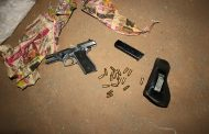 Drugs seized and stolen firearm recovered in house search