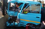 30 injured in collision between two taxis in Durban