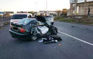 1 Killed and 7 hurt in Durban crash