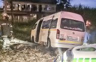 Shakashead link road crash leaves man critically injured