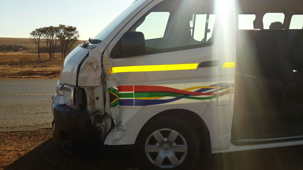 Cullinan crash leaves thirteen injured