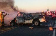 KZN R61 Shelley Beach crash leaves three dead