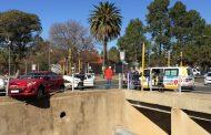 Bloemfontein crash leaves man injured