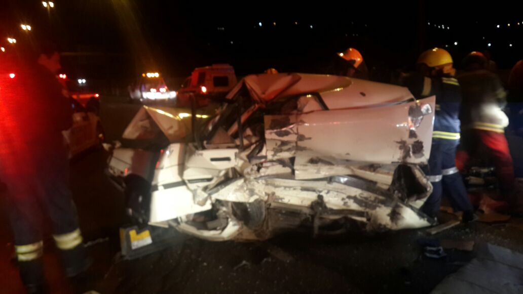 Pretoria crash leaves one dead and two injured