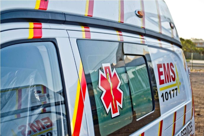 Several injured in minibus rollover near Hammarsdale
