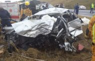 Crash 10km north of Port Shepstone leaves four people dead
