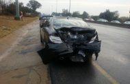 Woodmead rear-end crash leaves eight injured