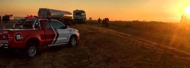 Update: Woman dies in Potch collision