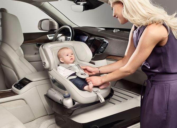 volvo child seat 2