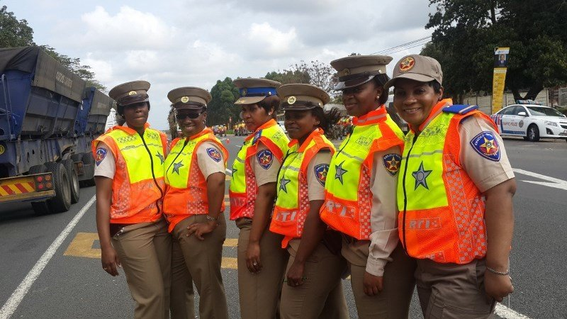 traffic officer learnerships r3000 per month after matric