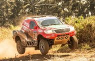 Poulter extends lead with win on the Nkomazi 450