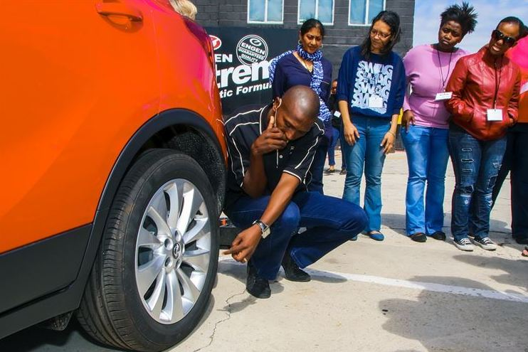 General Motors empowers female employees