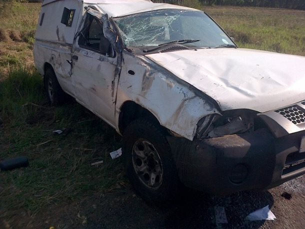 Mtubatuba Crash leaves five people injured