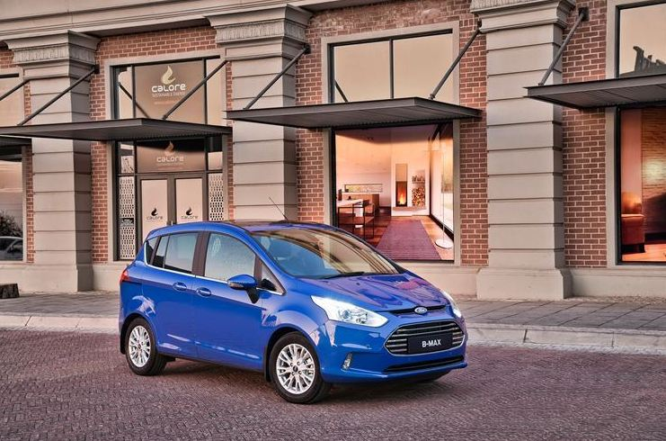 New Ford B-MAX engineered for outstanding safety and simplicity