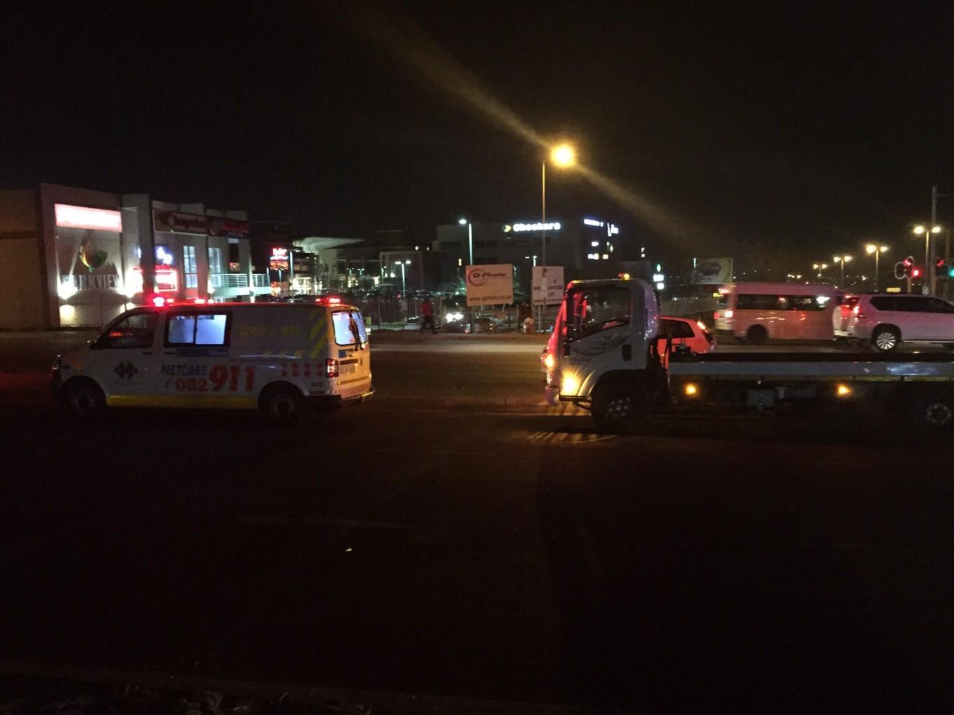 Pretoria crash leaves motorcyclist dead