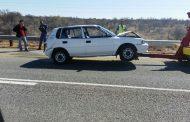 N12 Wolmaransstad rear-end crash leaves multiple injured