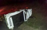 Margate R 61 rollover crash leaves man critically injured