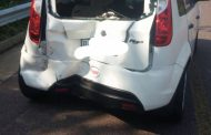 One injured in M19 collision