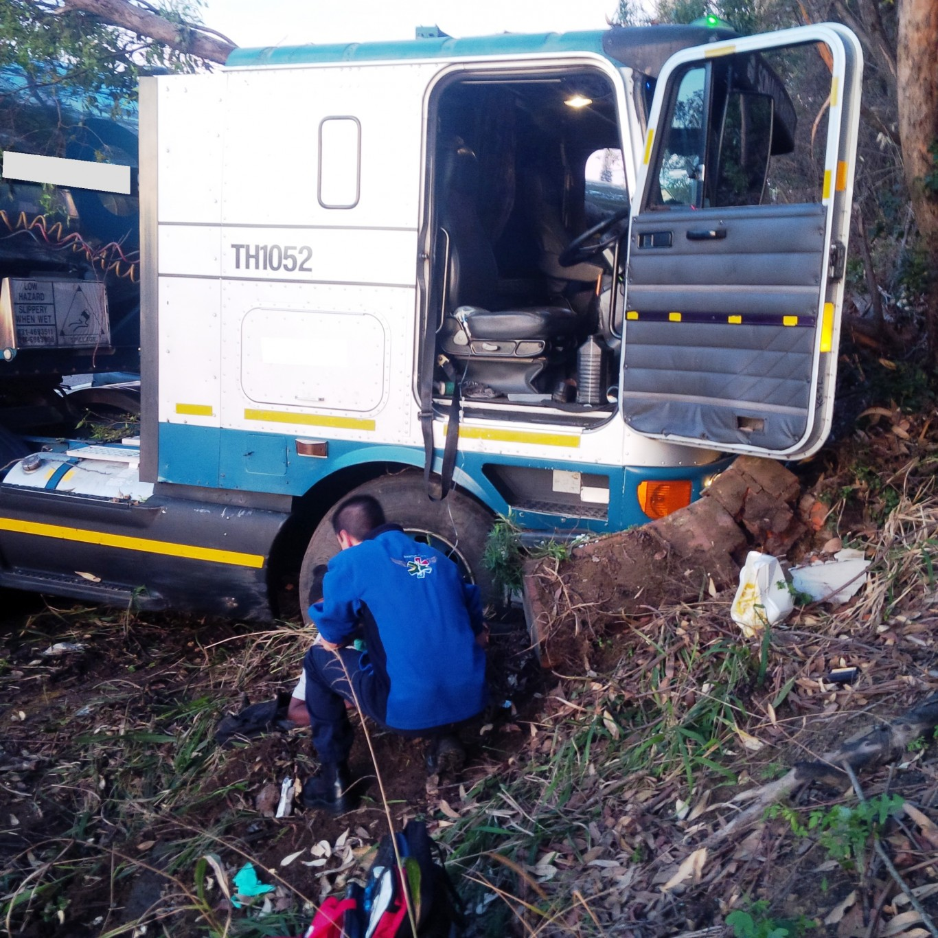Side-impact crash in Mount Edgecombe leaves four injured