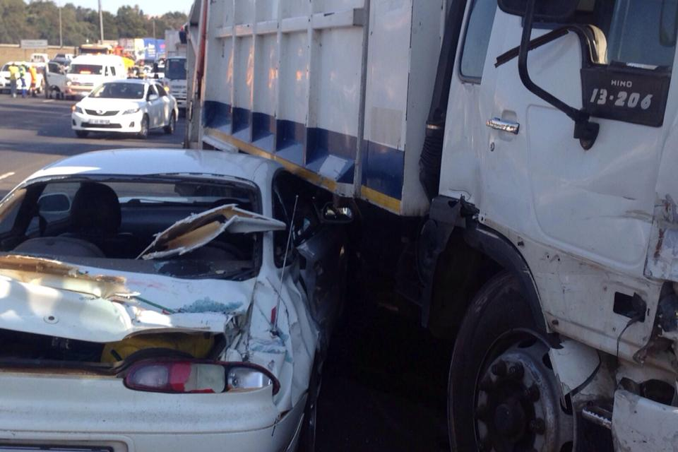 Six-year-old boy killed in collision on Vaal Drive in Vanderbijlpark