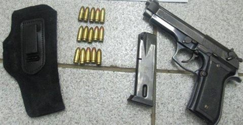 Unlicensed firearms confiscated and arrest made in taxi in Wartburg