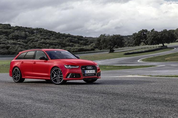 Audi reveals the new Audi RS6 Avant