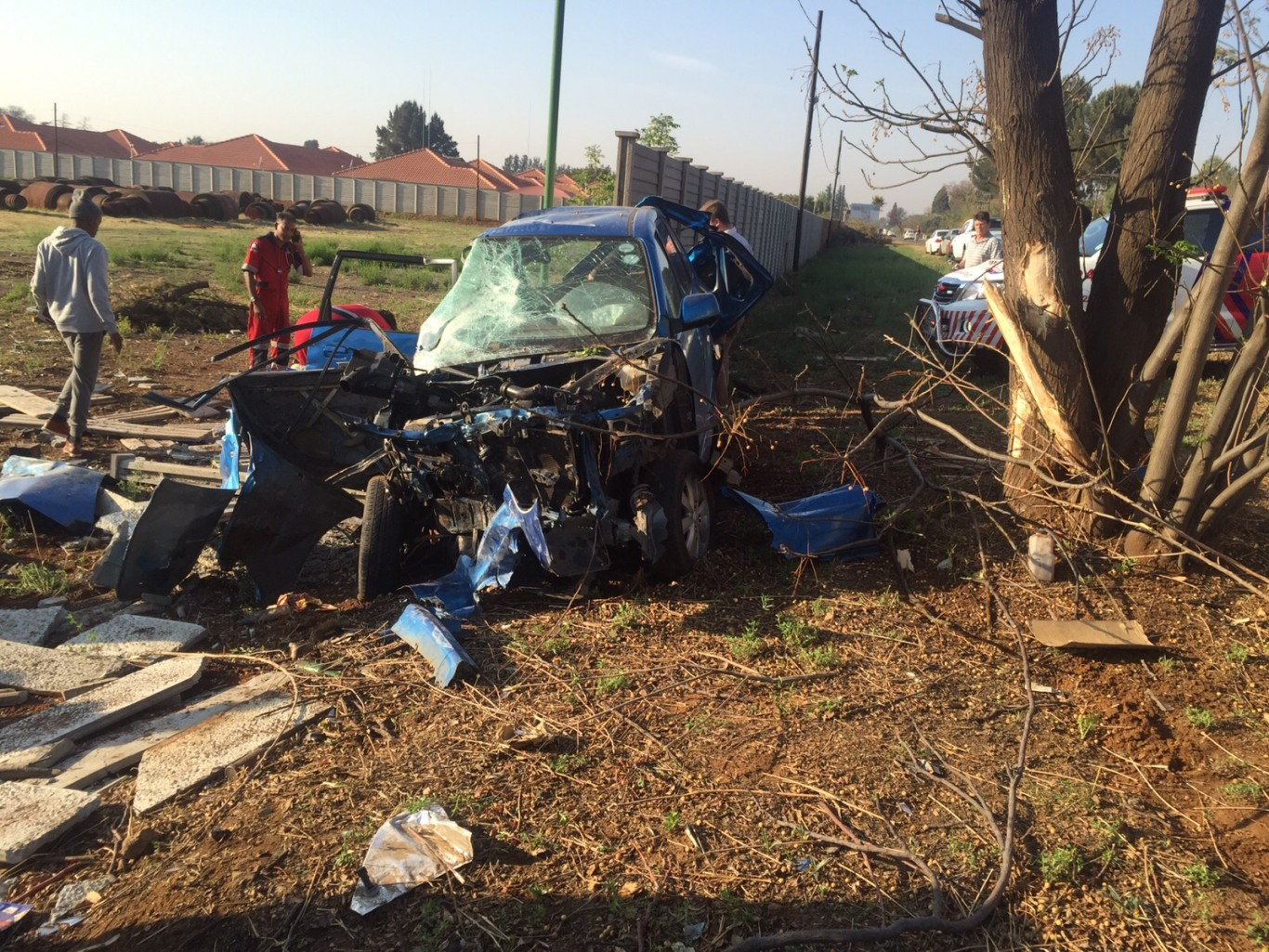 Six-year-old boy killed in collision on Vaal Drive in Vanderbijlpark