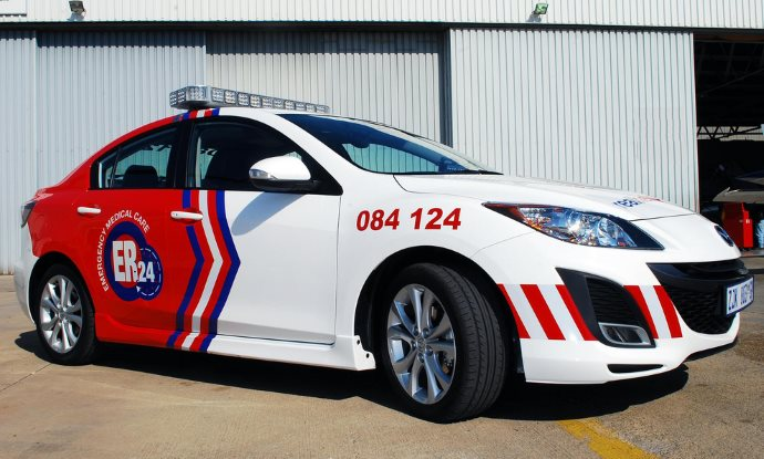 Three people have been injured following Taxi and vehicle collision in Pietermaritzburg