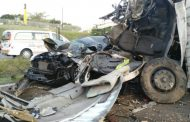 Fatal crash on the N2
